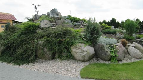 Giardino roccioso in polonia for Giardino roccioso